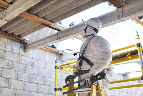 asbestos abatement and removal